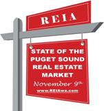 State of the Puget Sound Real Estate Market with Todd Britsch at REIA on Monday, November 9, 2020