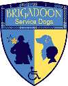 REIA Supports Brigadoon Service Dogs