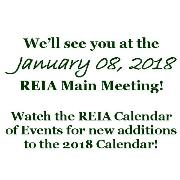 We'll see you at 2018 REIA Events!