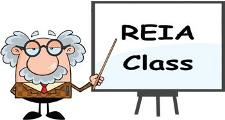 REIA Class on Thursday, April 25, 2019