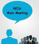 REIA Main Meeting on January 14, 2019