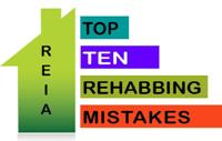 Top 10 Rehabbing Mistakes with Chris Leighton of WADOT Capital at Tacoma REIA on Thursday, July 18, 2019