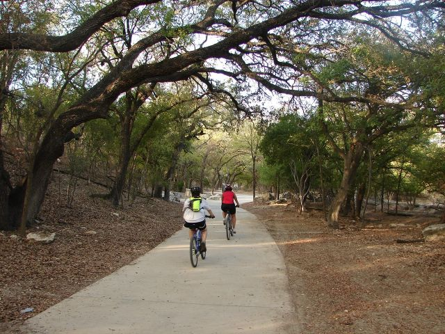 Image result for leon creek trailhead san antonio