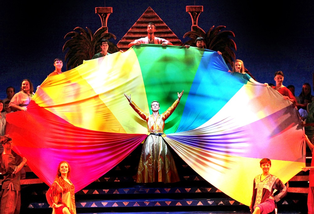 joseph and the amazing technicolor dreamcoat coloring pages - broadway musical joseph and the amazing technicolor