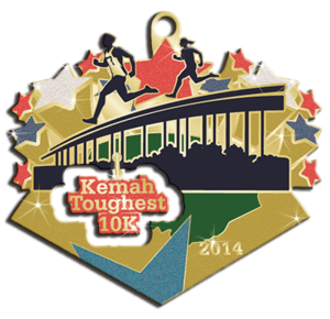 The texas bridge series toughest 10k join bayou city for Texas bridge series
